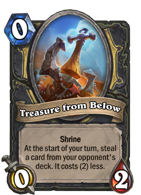 Treasure from Below Card Image