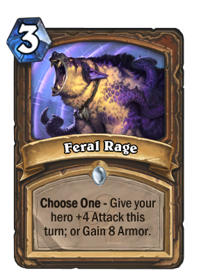 Feral Rage Card Image