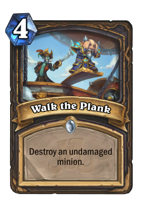 Walk the Plank Card Image