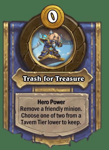 Trash for Treasure Card Image