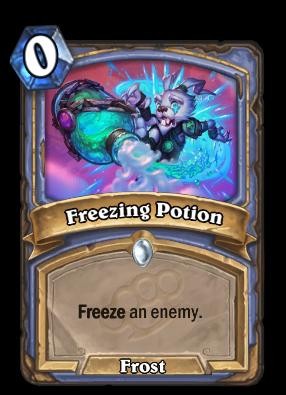 Freezing Potion Card Image