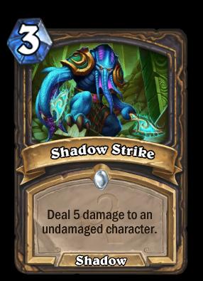 Shadow Strike Card Image