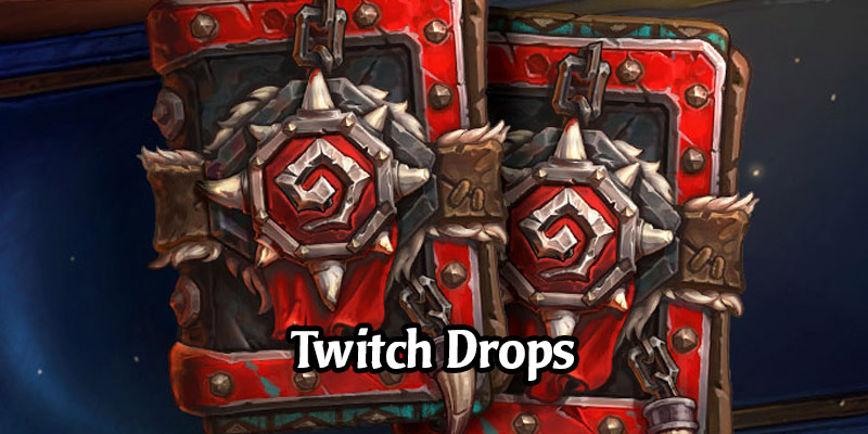 Hearthstone's Twitch Drops Return Today Offering 2 Free Forged in the Barrens Packs