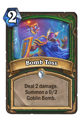 Bomb Toss Card Image