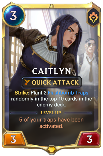 Caitlyn Card Image