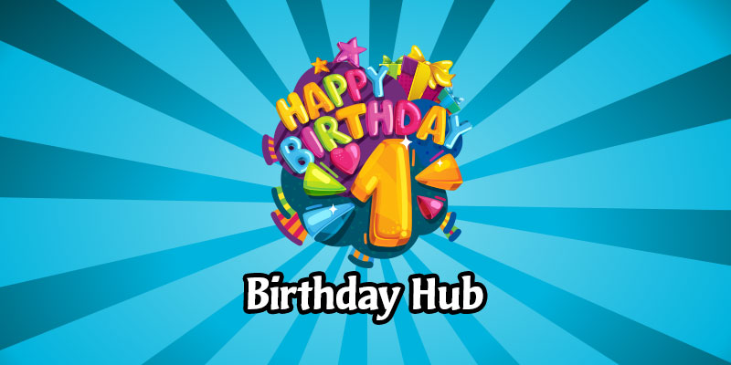 Out of Cards Birthday 2020 Hub & Advent Calendar - Check Back Daily!