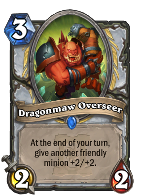 Dragonmaw Overseer Card Image