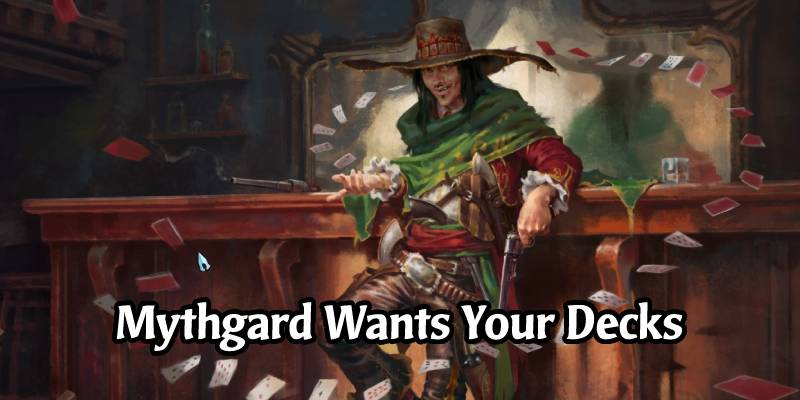 Mythgard Is Looking For New Featured Decks