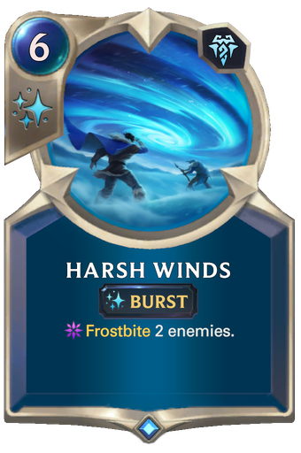 Harsh Winds Card Image