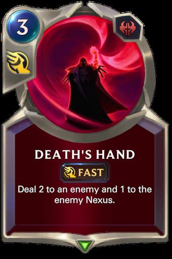 Death's Hand Card Image
