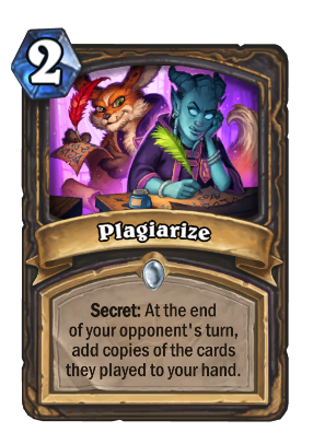 Plagiarize Card Image