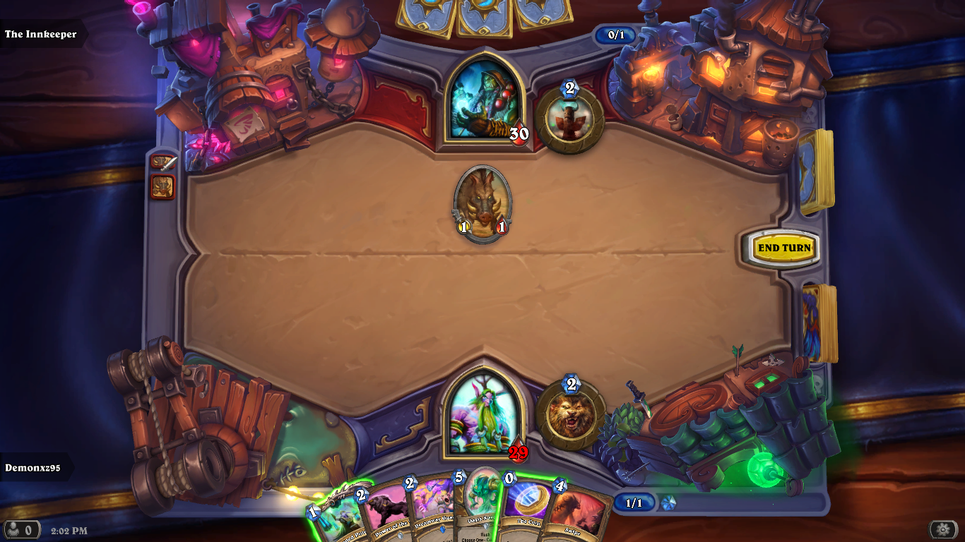 Hearthstone Hypothesis Why Do The Game Board Interactions Exist