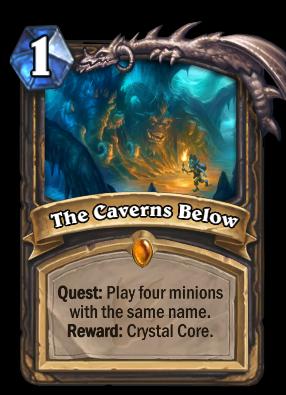 The Caverns Below Card Image