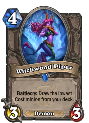 Witchwood Piper Card Image