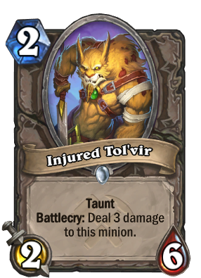 Injured Tol'vir Card Image