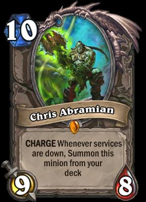 Chris Abramian Card Image