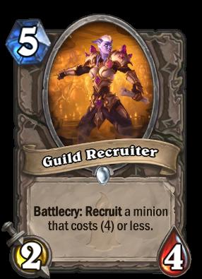 Guild Recruiter Card Image
