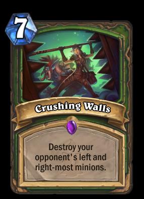 Crushing Walls Card Image