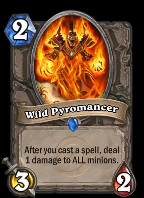 Wild Pyromancer Card Image