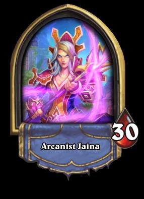 Arcanist Jaina Card Image