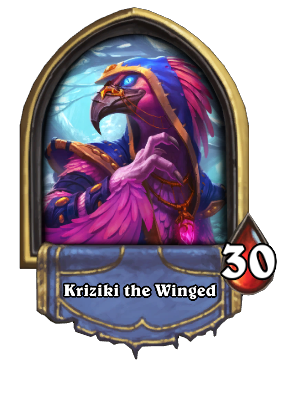 Kriziki the Winged Card Image
