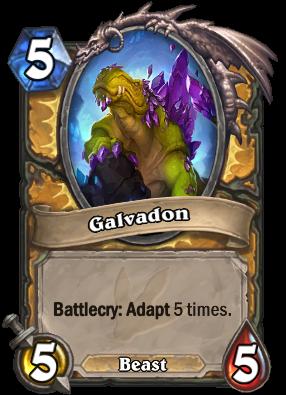 Galvadon Card Image