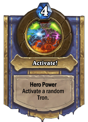 Activate! Card Image