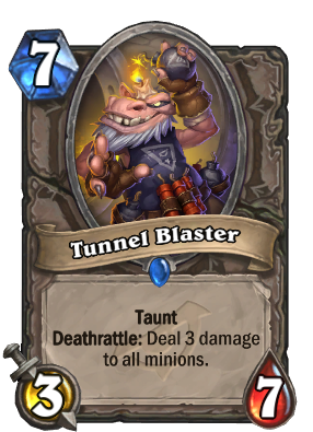 Tunnel Blaster Card Image