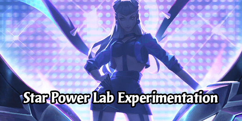 "Experimenting with Runeterra's New Lab, ""Star Power"""