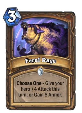 Feral Rage Card Image