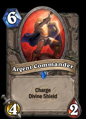 Argent Commander Card Image