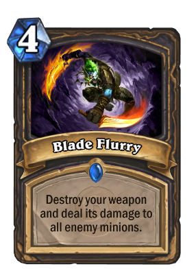 Blade Flurry Card Image