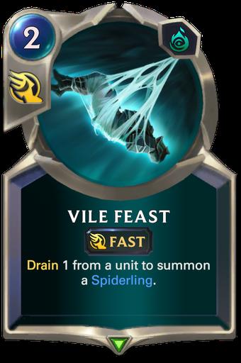 Vile Feast Card Image
