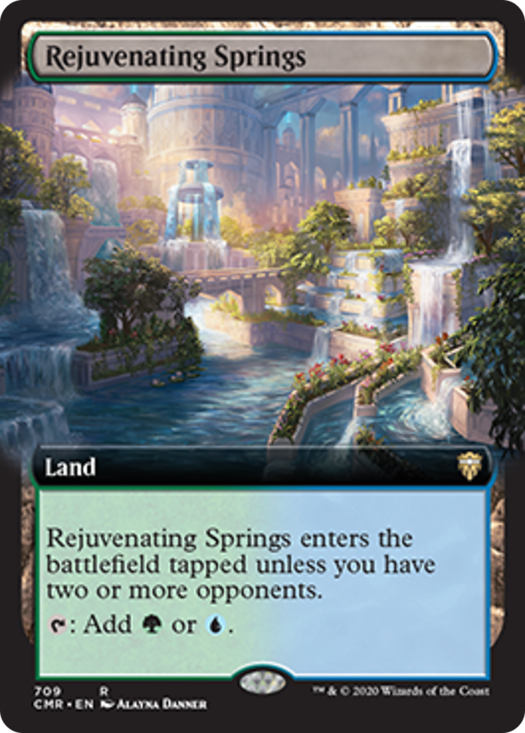 Rejuvenating Springs Card Image