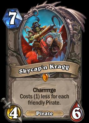 Skycap'n Kragg Card Image