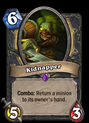 Kidnapper Card Image