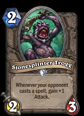 Stonesplinter Trogg Card Image