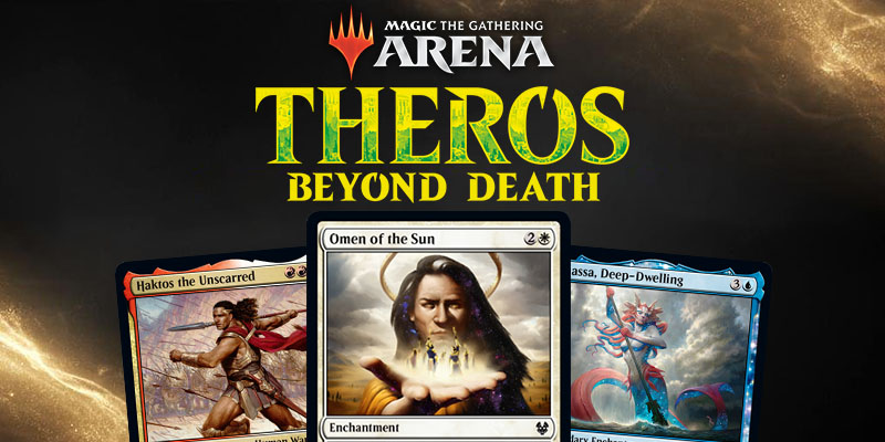 MTG Arena - Theros: Beyond Death Card Spoilers January 3
