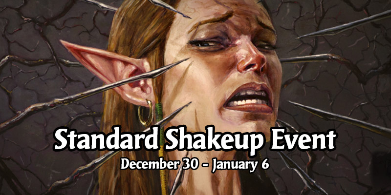 The Standard Shakeup Event is Live - Unlock 2 Card Styles & XP