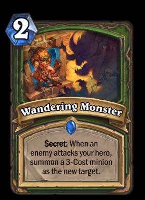 Wandering Monster Card Image