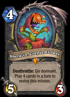 Sherazin, Corpse Flower Card Image