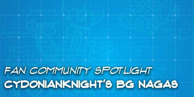 Cydonianknight's Custom Naga Tribe for Battlegrounds - Hearthstone Fan Community Spotlight