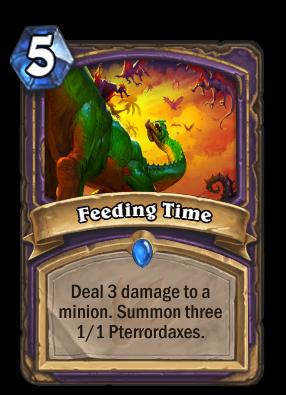 Feeding Time Card Image