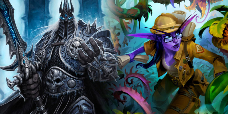 Diamond Cards We'd Love to See From Hearthstone's Year of the Mammoth