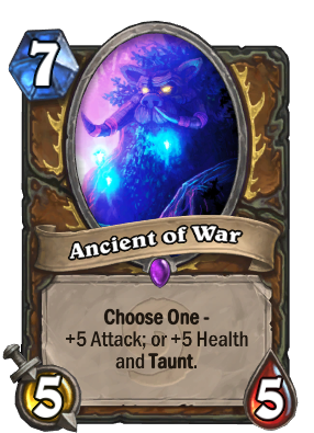 Ancient of War Card Image