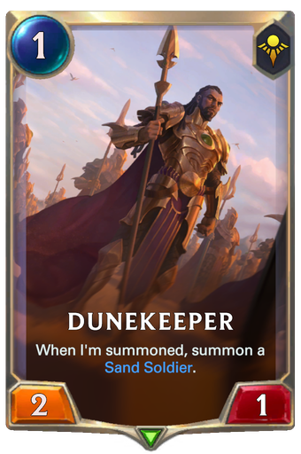 Dunekeeper Card Image