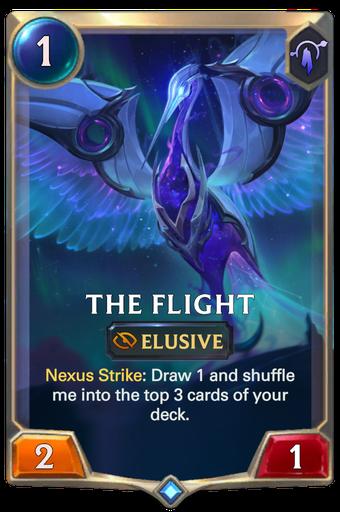 The Flight Card Image
