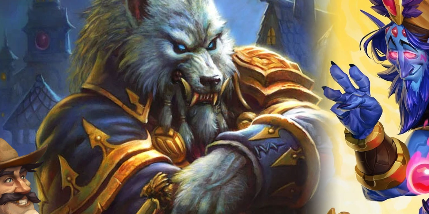 The Most Even of Weekend of Wild Decks Featuring Druids, Paladins, Hunters, and Warlocks! Bonus: Highlander Shaman