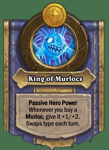 King of Murlocs Card Image
