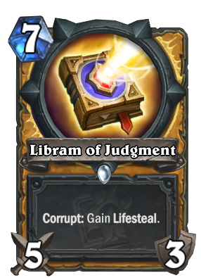 Libram of Judgment Card Image